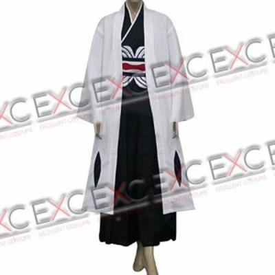 BLEACH(ブリーチ) 卯ノ花烈(うのはなれつ) 風 コスプレ衣装