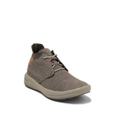 メレル メンズ スニーカー シューズ Gridway Mid Knit Sneaker BOULDER