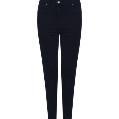 ヒューゴ ボス Boss レディース ジーンズ・デニム クロップド スキニー ボトムス・パンツ Super Skinny Cropped Jeans Dark Blue