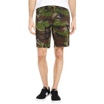 メンズ ハーフパンツ Weekend Elastic Shorts 19
