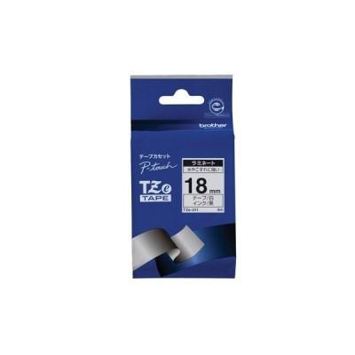 ブラザー 【純正】TZe-241 18mm(黒字/白) TZe-241