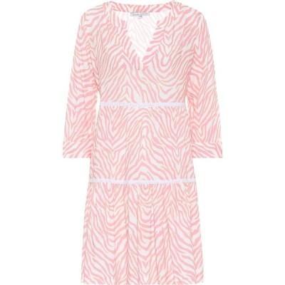 ハイジ クライン Heidi Klein レディース ワンピース ワンピース・ドレス Cape Town zebra-print minidress Print