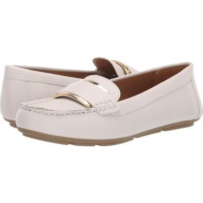 カルバンクライン Calvin Klein レディース ローファー・オックスフォード シューズ・靴 Leonie Soft White
