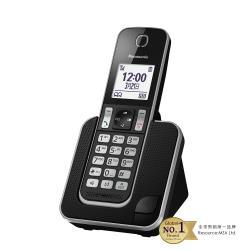 (買就送一組精美馬克杯) Panasonic國際牌 DECT節能數位無線電話KX-TGD310