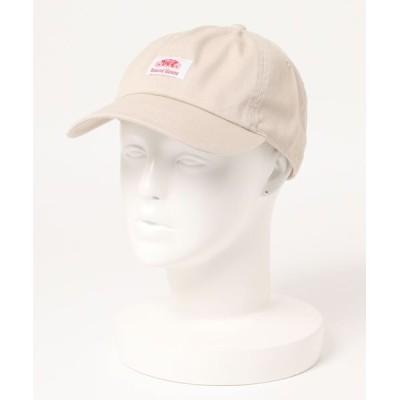 Port / 【 ROUND HOUSE / ラウンドハウス 】 フロント ロゴ タグ ローキャップ MEN 帽子 > キャップ