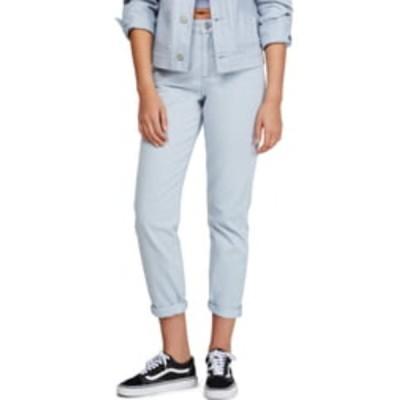 ビーディジー レディース デニムパンツ ボトムス Urban Outfitters Mom Jeans LT BLUE