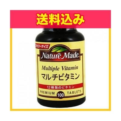ネイチャーメイド マルチビタミン ファミリーサイズ 100粒