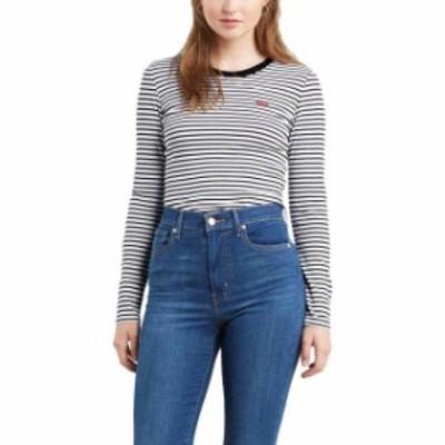 levis リーバイス ファッション 女性用ウェア Tシャツ levi s-(R) baby