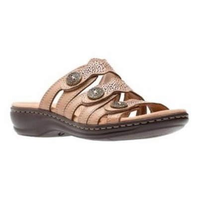 clarks クラークス スポーツ用品 シューズ Clarks Womens  Leisa Grace Strappy Slide