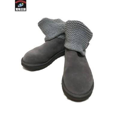 UGG Shaina グレー ブーツ (24cm)