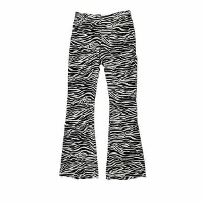 デレクラムテンクロスバイ レディース カジュアルパンツ ボトムス Odessa Slim Flare Trousers Black