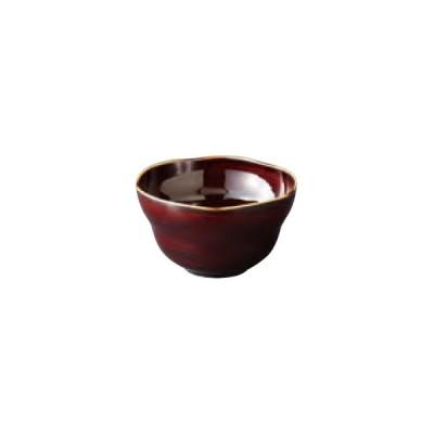 (業務用・ボウル)リコ 11.5小碗 アメ釉(入数:3)