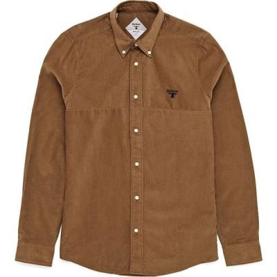 バブアー Barbour Beacon メンズ シャツ トップス Balfour Sandstone Shirt Sandstone