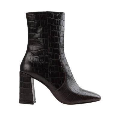 JONAK ショートブーツ ファッション  レディースファッション  レディースシューズ  ブーツ  その他ブーツ ココア