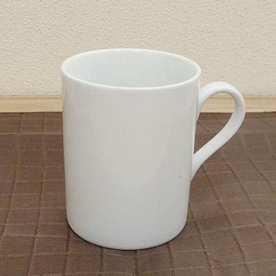 マグカップ ホワイト Alivioアリビオ 洋食器 おしゃれ 業務用 美濃焼