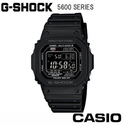 【正規販売店】CASIO カシオ G-SHOCK GW-M5610-1BJF 5600 ブラック タフソーラー デジタル 電波時計 カシオ 電波 ソーラー  電波腕時計