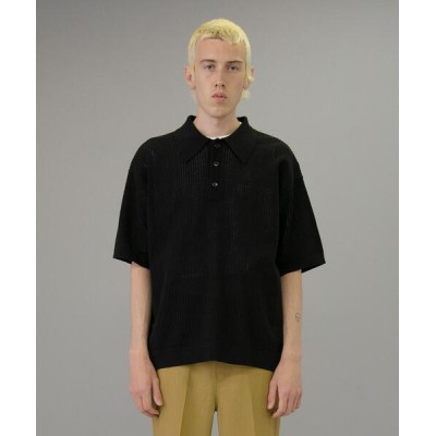 BEAUTY&YOUTH UNITED ARROWS / <monkey time> HT/CTN ST MESH PL/ポロシャツ MEN トップス > ポロシャツ
