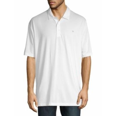 キャラウェイ メンズ トップス Tシャツ ポロシャツ Polo Shirt