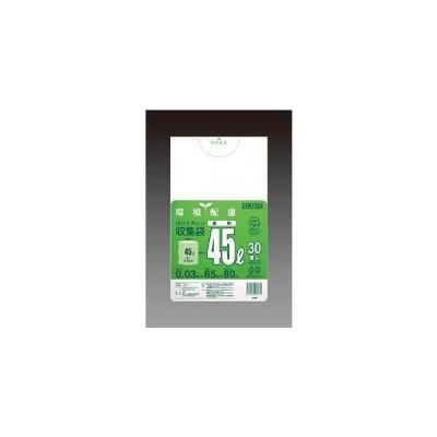 エスコ EA995AD-41 30L用 透明 ごみ袋 30枚 EA995AD41【キャンセル不可】