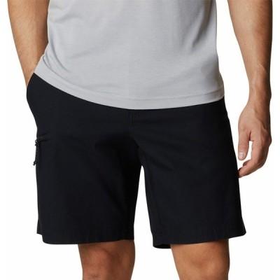 コロンビア ハーフ&ショーツ ボトムス メンズ Columbia Men's Willapa River Shorts Black