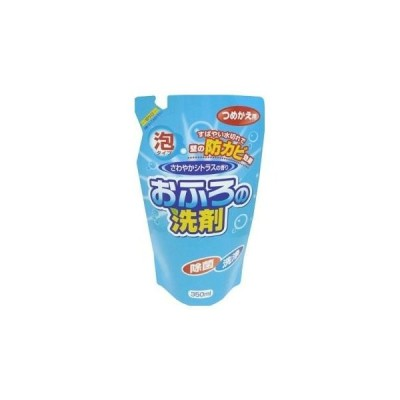 おふろ洗剤防カビ 詰替用 350ml/ ロケット石鹸