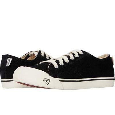 キーン Coronado III メンズ スニーカー 靴 シューズ Black Suede