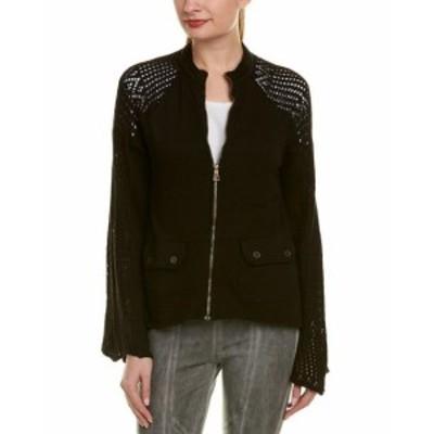 XCVI エックスシーブイアイ ファッション 衣類 Xcvi Jacket S Black
