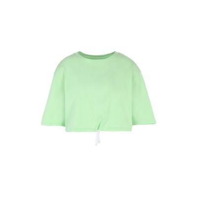 LES GIRLS LES BOYS T シャツ ライトグリーン XS コットン 100% T シャツ