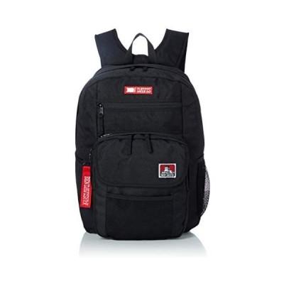 [ベンディビス] リュックサック BDW-9341 (ブラックレッド Free Size)