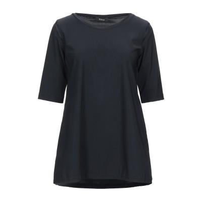 YUKAI T シャツ ブラック 36 ナイロン 72% / ポリウレタン 28% T シャツ