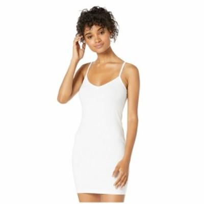 ラメイド LAmade レディース ワンピース Vネック タンクドレス ワンピース・ドレス V-Neck Tank Dress White