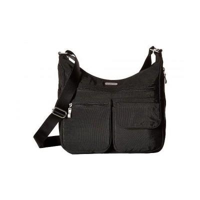 Baggallini バッガリーニ レディース 女性用 バッグ 鞄 ホーボー ハンドバッグ Legacy Everywhere Bagg - Black/Sand