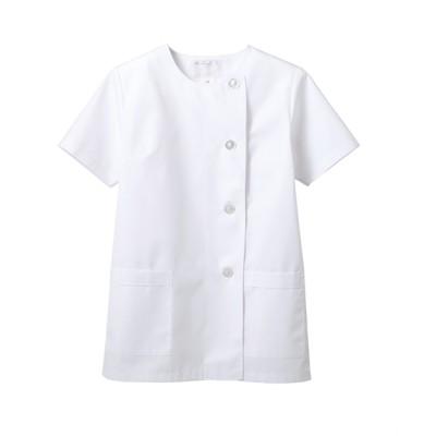 MONTBLANC 1-022 調理衣(半袖)(女性用) 【業務用】コック服
