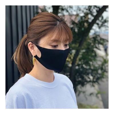 立体3Dマスク 洗えるマスク GUARD MASK 3枚入(ブラック)