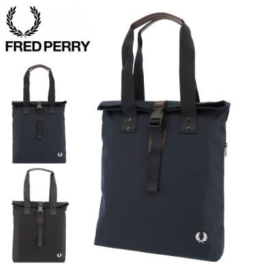 フレッドペリー トートバッグ A4 キャンバストートバッグ メンズ レディース F9586 FRED PERRY | 軽量 撥水
