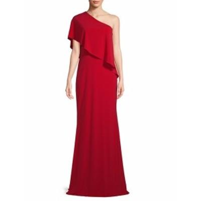 レネルイズ レディース ワンピース One-Shoulder Column Gown