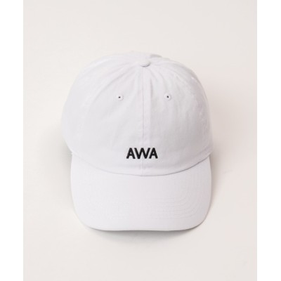 WEGO / ∴WEGO/【AWA】コラボローキャップ WOMEN 帽子 > キャップ