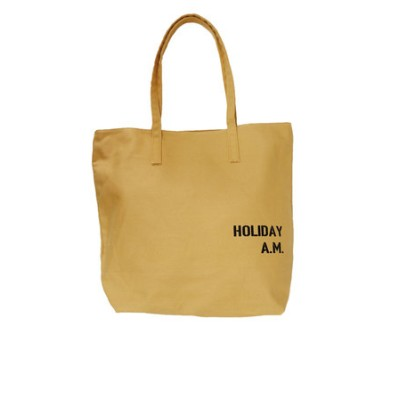 Holiday A.M. ホリデーエーエム KB130 キャンバス トートバッグ