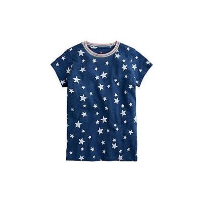 キッズ ファッション  J.Crew Allover Stars Graphic T-Shirt