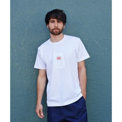 tシャツ Tシャツ BIG MIKE SUNGLASSES POCKET TEE (中央) (ビッグマイク ポケットT)(5colors)(10202