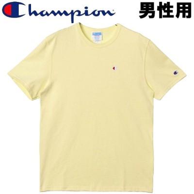 チャンピオン メンズ 半袖Tシャツ 海外基準サイズ ショートスリーブ ヘリテージ Tシャツ CHAMPION 01-20740656