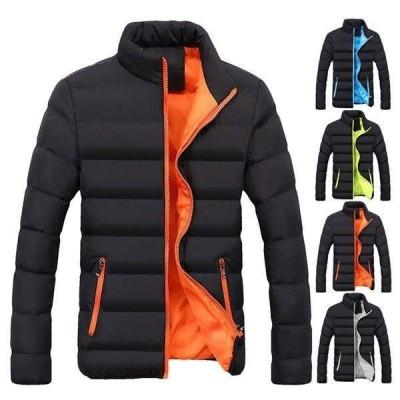 ダウンジャケット メンズ 中綿ジャケット ダウン ジャケット ダウンコート ブルゾン ダウン 大きいサイズ 暖かい 暖かい