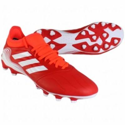 コパ センス.3 HG/AG レッド×フットウェアホワイト 【adidas|アディダス】サッカースパイクfy6190