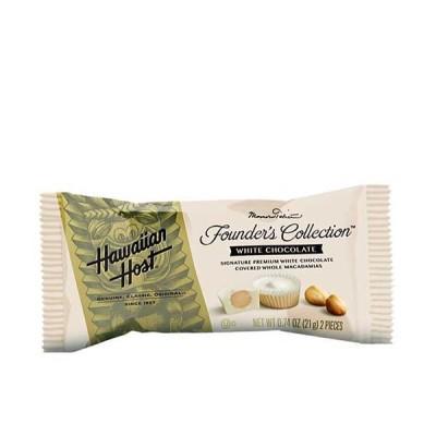 ハワイアンホスト マカダミアナッツチョコ ホワイト 2P プチギフト  輸入食品