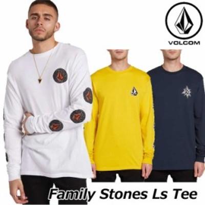 ボルコム VOLCOM メンズ 長袖 Family Stones LS Tee ロンT A3631907 【返品種別OUTLET】