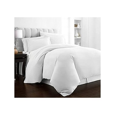 (Twin/TwinXL, White) - Beckham Hotel Collection Luxury Soft Brushed 2100 Se好評販売中