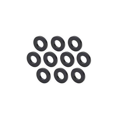 POSH メカニックユースユニバ-サルカラ-セットBKM10t=3mm10pcs/Set (300310-06)