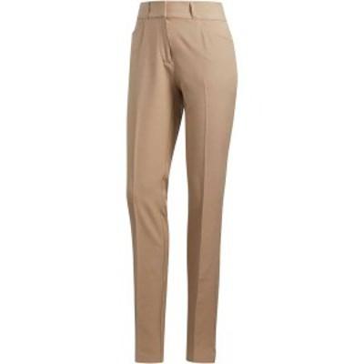 アディダス レディース カジュアルパンツ ボトムス adidas Women's Full-Length Golf Pant Trace Khaki