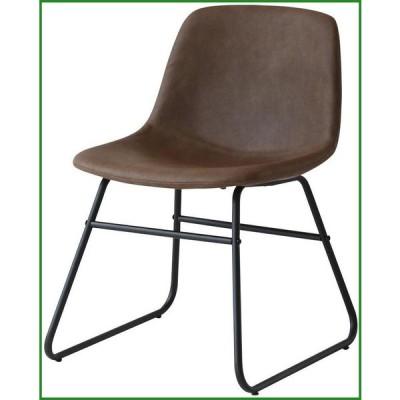 送料無料 Vino Chair ブラウン CH-3285BR|b03
