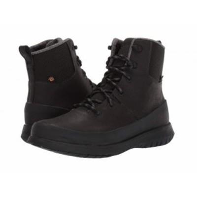 Bogs ボグス メンズ 男性用 シューズ 靴 ブーツ レースアップ 編み上げ Freedom Lace Tall Gray【送料無料】